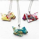 Miss Chopsticks Origami Jewellery